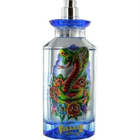 Ed Hardy Villain By Christian Audigier Edt Spray 4.2 Oz *tester - AuFreshScents.Com