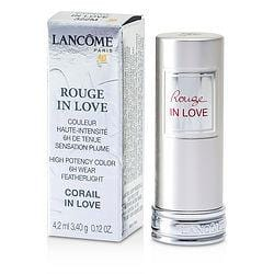 Lancome Rouge In Love Lipstick - # 322m Corail In Love --4.2ml-0.12oz By Lancome