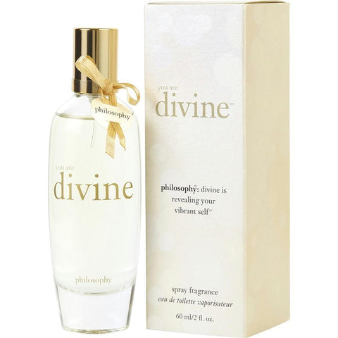 Buy Philosophy You Are Divine By Philosophy Edt Spray 2 Oz at AuFreshScents.com.com
