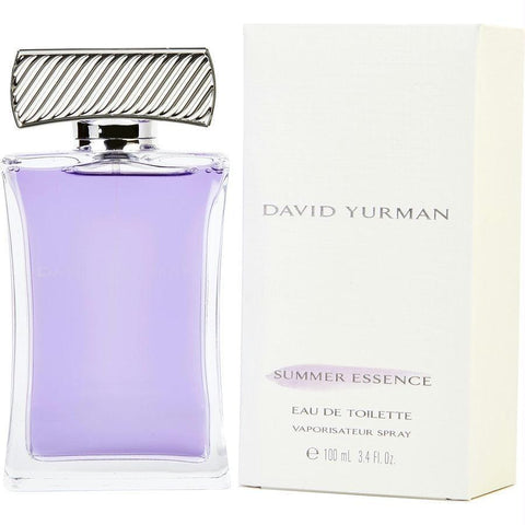 David Yurman Summer Essence By David Yurman Edt Spray 3.4 Oz (limited Edition) - AuFreshScents.Com