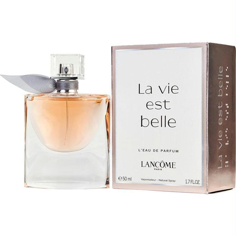 La Vie Est Belle By Lancome L'eau De Parfum Spray 1.7 Oz - AuFreshScents.Com