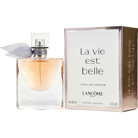 La Vie Est Belle By Lancome L'eau De Parfum Spray 1 Oz - AuFreshScents.Com