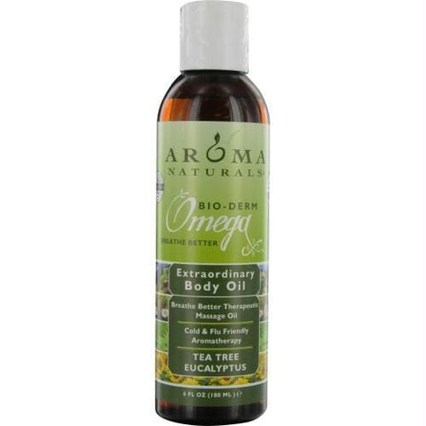 Buy Tea Tree Eucalyptus Aromatherapy Breathe Better Therapeutic Massage Oil 6 Oz By at AuFreshScents.com.com