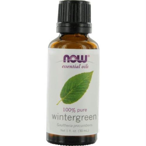 Now Essential Oils Wintergreen Oil 1 Oz By Now Essential Oils - AuFreshScents.Com