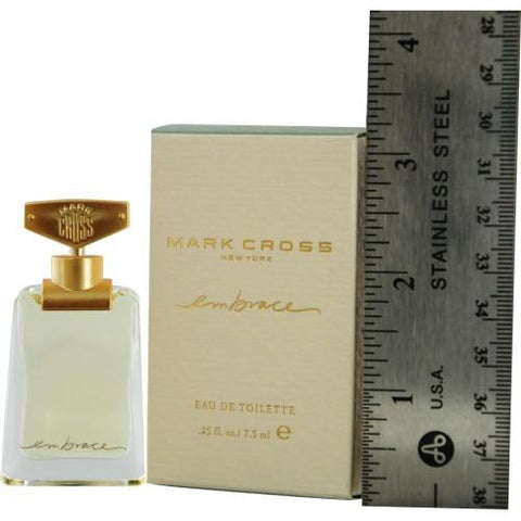 Buy Mark Cross Embrace By Mark Cross Edt .25 Oz Mini at AuFreshScents.com.com
