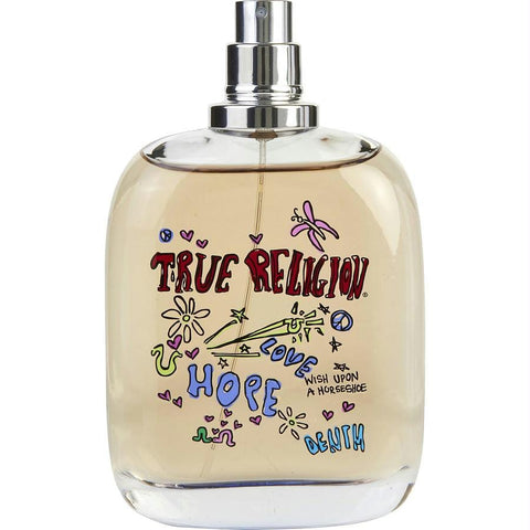 Buy True Religion Love Hope Denim By True Religion Eau De Parfum Spray 3.4 Oz *tester at AuFreshScents.com.com