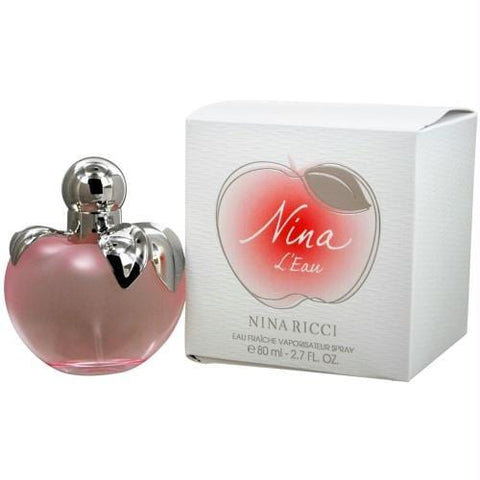 Nina L'eau By Nina Ricci Eau Fraiche Spray 2.7 Oz - AuFreshScents.Com
