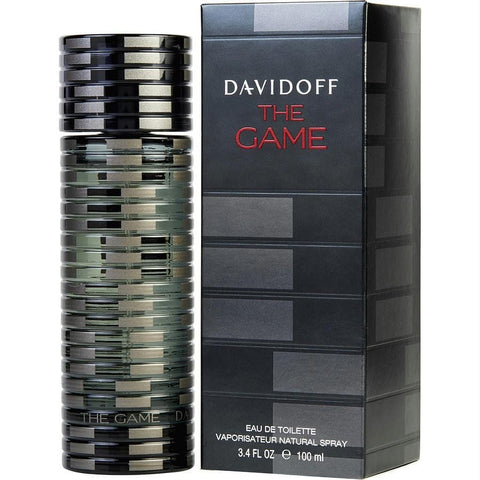 Davidoff The Game By Davidoff Edt Spray 3.4 Oz - AuFreshScents.Com