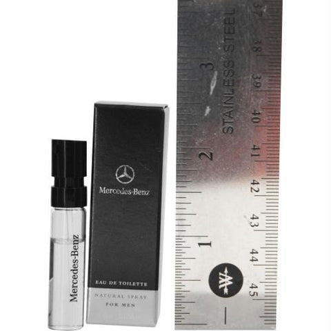Buy Mercedes-benz By Mercedes-benz Edt Spray Vial On Card at AuFreshScents.com.com