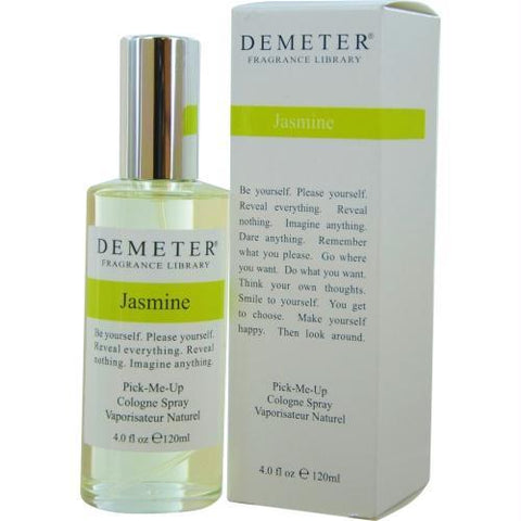 Demeter By Demeter Jasmine Cologne Spray 4 Oz - AuFreshScents.Com