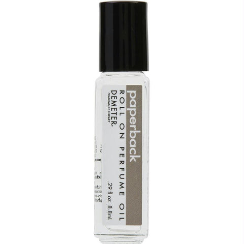 Demeter By Demeter Paperback Roll On Perfume Oil .29 Oz - AuFreshScents.Com