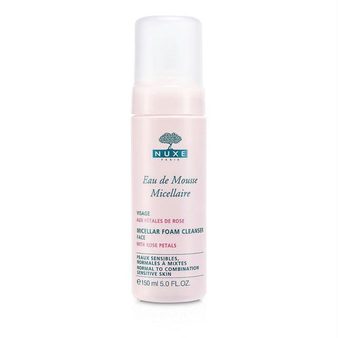 Buy Micellar Foam Cleanser With Rose Petals (normal To Combination, Sensitive Skin) --150ml-5oz at AuFreshScents.com.com