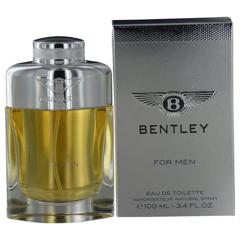 Bentley For Men By Bentley Edt Spray 3.4 Oz - AuFreshScents.Com