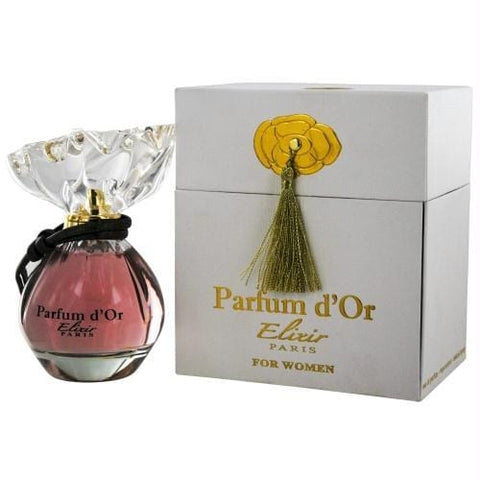 Buy Parfum D'or Elixir By Kristel Saint Martin Eau De Parfum Spray 3.3 Oz at AuFreshScents.com.com