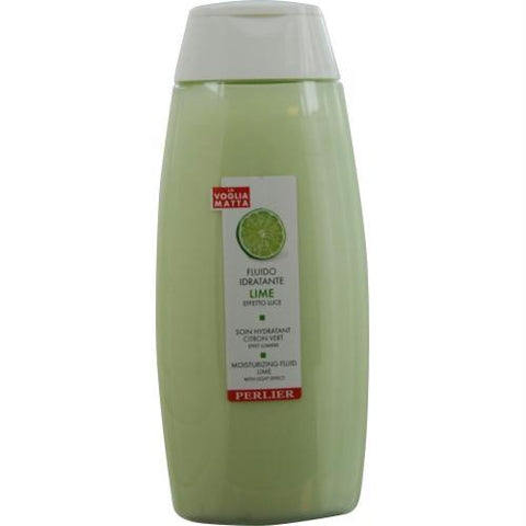 Lime With Light Effect Moisturizing Fluid--6.7oz - AuFreshScents.Com