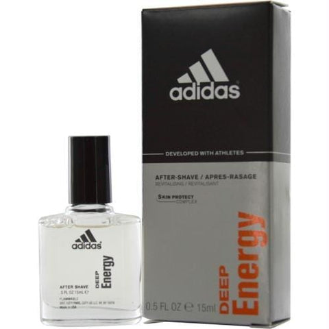 Buy Adidas Deep Energy By Adidas Aftershave .5 Oz (developed With Athletes) at AuFreshScents.com.com