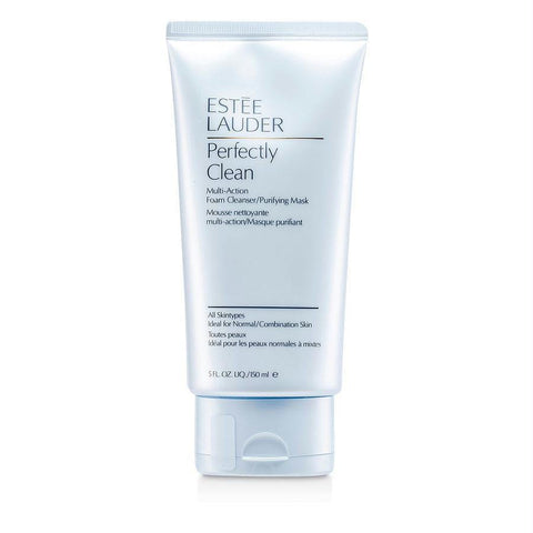 Perfectly Clean Multi-action Foam Cleanser- Purifying Mask Normal-combination Skin--150ml-5oz - AuFreshScents.Com