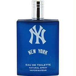 Buy New York Yankees By New York Yankees Edt Spray 3.4 Oz *tester at AuFreshScents.com.com