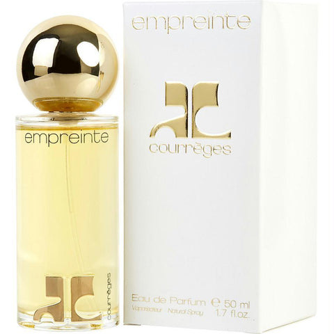 Courreges Empreinte By Courreges Eau De Parfum Spray 1.7 Oz - AuFreshScents.Com