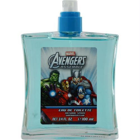 Buy Avengers By Marvel Comics Edt Spray 3.4 Oz *tester at AuFreshScents.com.com