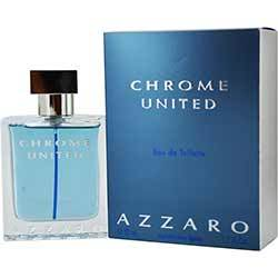 Chrome United By Azzaro Edt Spray Vial