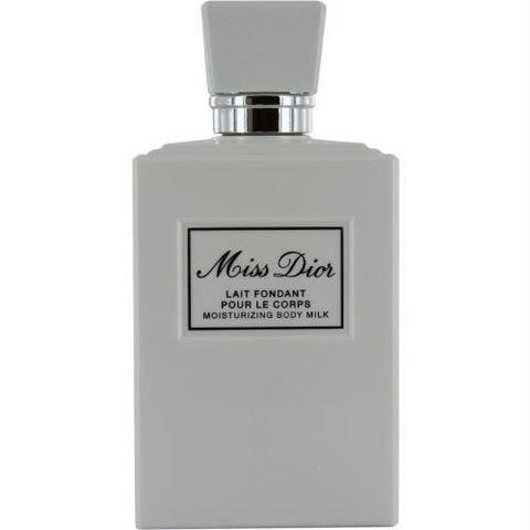 Miss Dior (cherie) By Christian Dior Body Milk 6.8 Oz - AuFreshScents.Com