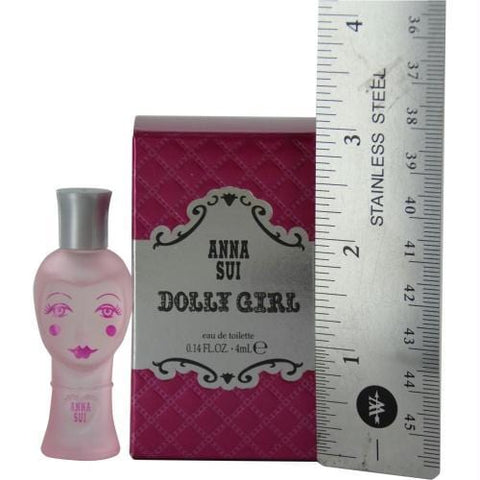 Dolly Girl By Anna Sui Edt .13 Oz Mini - AuFreshScents.Com