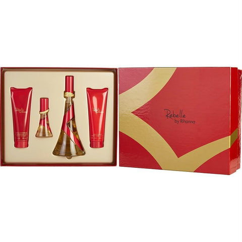 Rihanna Gift Set Rihanna Rebelle By Rihanna - AuFreshScents.Com
