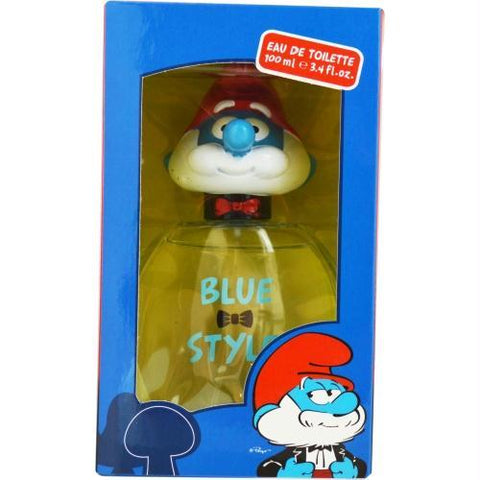 Buy Smurfs By First American Brands Papa Smurf Edt Spray 3.4 Oz (blue Style) at AuFreshScents.com.com