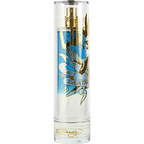 Ed Hardy Love Is By Christian Audigier Edt Spray 3.4 Oz - AuFreshScents.Com