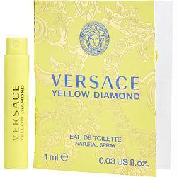 Versace Yellow Diamond By Gianni Versace Edt Spray Vial - AuFreshScents.Com