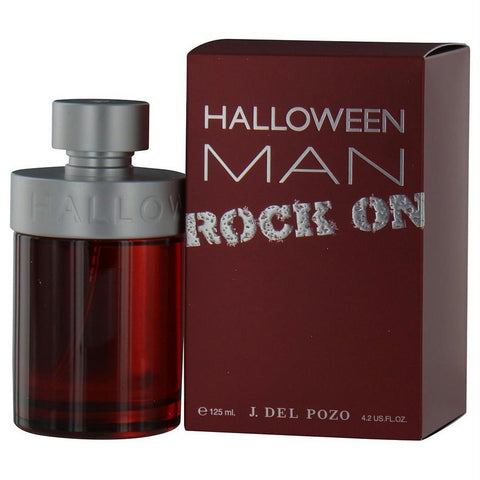 Buy Halloween Man Rock On By Halloween Edt Spray 4.2 Oz at AuFreshScents.com.com