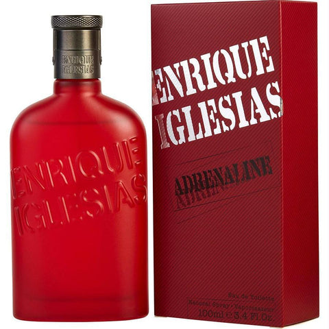 Buy Enrique Iglesias Adrenaline By Enrique Iglesias Edt Spray 3.4 Oz at AuFreshScents.com.com