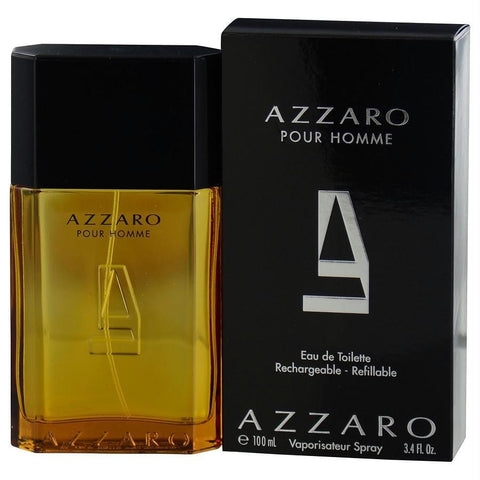 Azzaro By Azzaro Edt Spray Refillable 3.4 Oz - AuFreshScents.Com