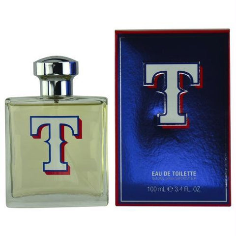 Buy Texas Rangers By Texas Rangers Edt Spray 3.4 Oz at AuFreshScents.com.com