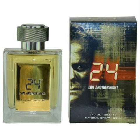 Buy 24 Live Another Night By Scent Story Edt Spray 3.4 Oz at AuFreshScents.com.com