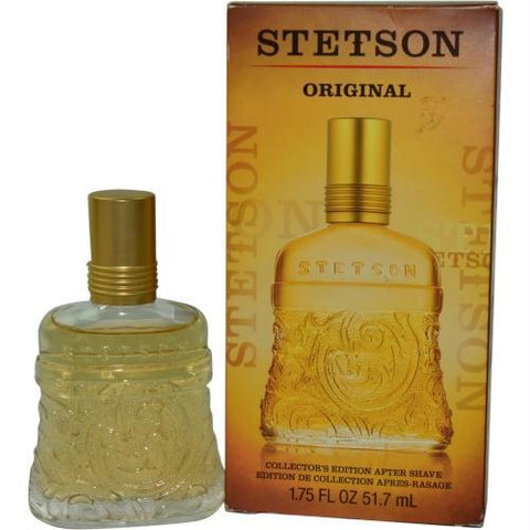 Stetson By Coty Aftershave 1.75 Oz (edition Collector's Bottle) - AuFreshScents.Com