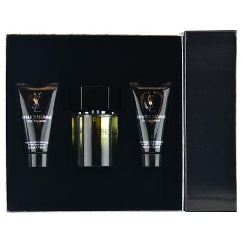 Yves Saint Laurent Gift Set La Nuit De L'homme Yves Saint Laurent By Yves Saint Laurent - AuFreshScents.Com