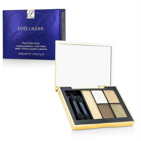 Estee Lauder Pure Color Envy Sculpting Eyeshadow 5 Color Palette - 09 Fierce Safari --7g-0.24oz By Estee Lauder - AuFreshScents.Com