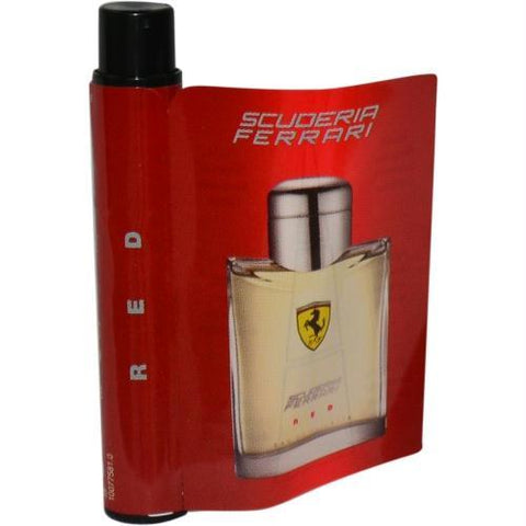 Ferrari Scuderia Red By Ferrari Edt Spray Vial - AuFreshScents.Com
