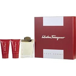 Salvatore Ferragamo Gift Set Salvatore Ferragamo By Salvatore Ferragamo