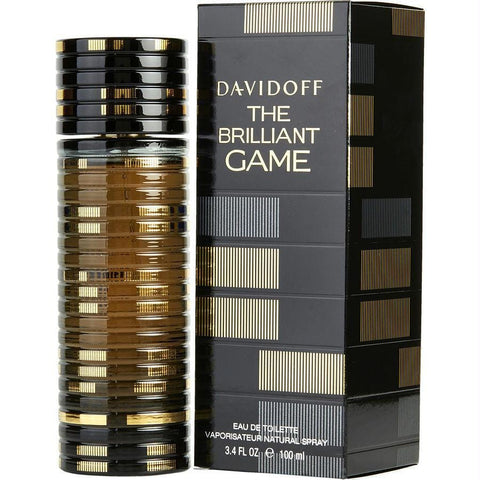 Davidoff The Brilliant Game By Davidoff Edt Spray 3.4 Oz - AuFreshScents.Com