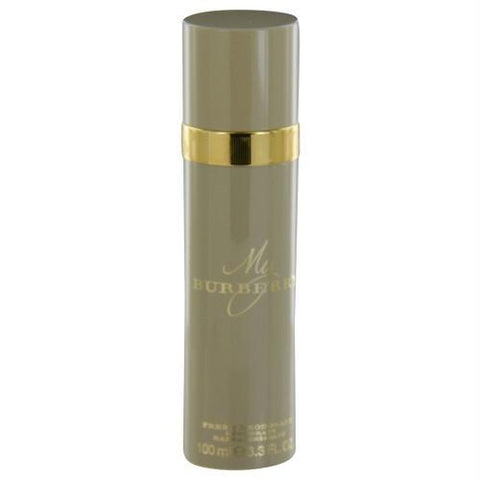 My Burberry By Burberry Deodorant Spray 3.3 Oz - AuFreshScents.Com