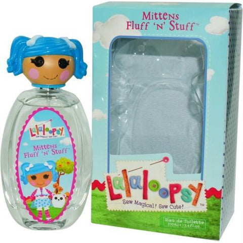 Buy Lalaoopsy Mittens Fluff N Stuff By Marmol & Son Edt Spray 3.4 Oz at AuFreshScents.com.com