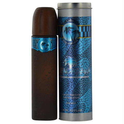 Cuba Copacabana By Cuba Edt Spray 3.3 Oz - AuFreshScents.Com