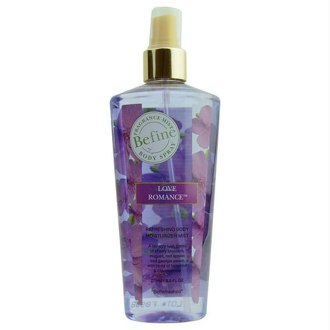 Love Romance Body Mist Spray --270ml-9oz - AuFreshScents.Com