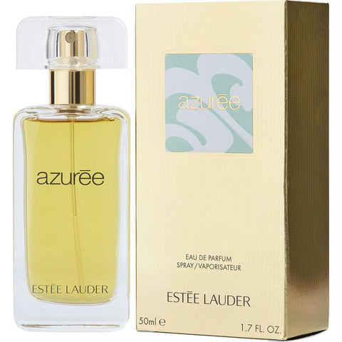 Azuree By Estee Lauder Eau De Parfum Spray 1.7 Oz (new Gold Packaging) - AuFreshScents.Com