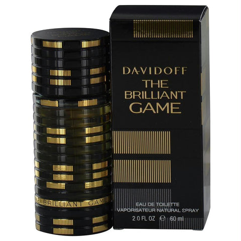 Davidoff The Brilliant Game By Davidoff Edt Spray 2 Oz - AuFreshScents.Com
