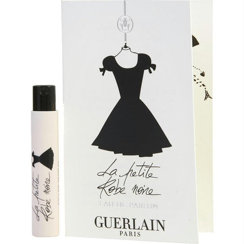La Petite Robe Noire By Guerlain Eau De Parfum Spray Vial On Card - AuFreshScents.Com
