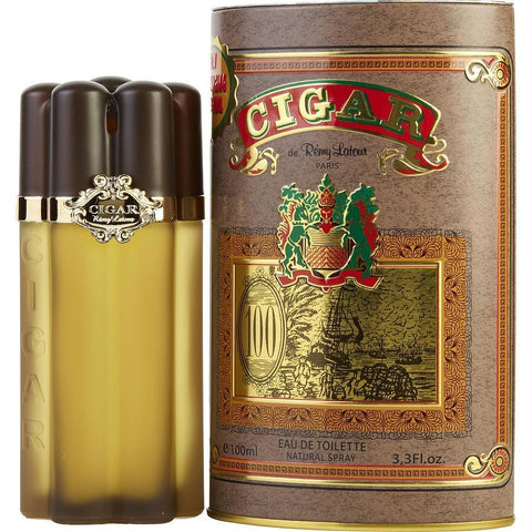 Buy Cigar By Remy Latour Edt Spray 3.3 Oz (new Packaging) at AuFreshScents.com.com